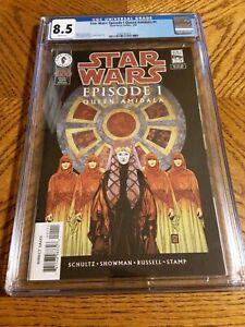 Star Wars Episode I Queen Amidala #1 CGC 8.5 Presents Well Dark Horse Comics nm3