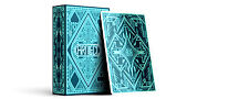 1 Deck Rare Green Artilect by Card Experiment Bicycle playing cards magic trick
