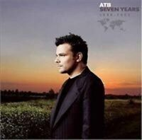 """ATB """"SEVEN YEARS""""  CD ------17 TRACKS------  NEW"""
