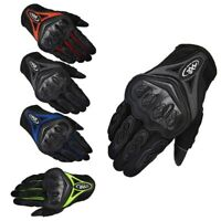 Motorcycle Gloves- Motor cross, Dirt Bike, Power Sports Protective Gloves