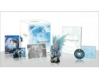 Monster Hunter World Iceborne Master Limited Collectors Edition READ DESCRIPTION
