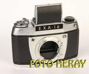 EXA 1A SLR Kamera guter Zustand 79027