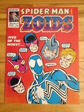 Spiderman And Zoids Magazine # 47