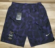 NIKE F.C. REAL BRISTOL FCRB CAMO PRACTICE SHORTS 716120-540 SIZE M