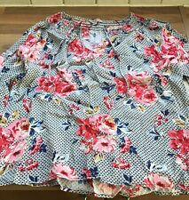 Ladies Floral Skirt Size 12 By Cath Kidston