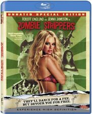 Zombie Strippers [New Blu-ray] Special Edition, Subtitled, Unrated, Widescreen