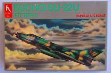 Hobby Craft 1:72 Suchoi SU-22 U Fitter E Plastic Model Kit #HC1385