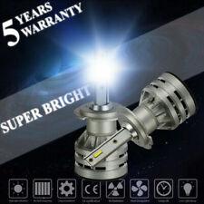 2000W 300000LM H7 CSP LED Headlight Bulbs Kit Conversion Lights Lamp 6000K Bulb