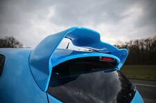 RENAULT CLIO CUP Heck SPOILER seconda fretta adatto per: (CLIO IV RS)
