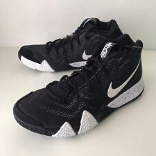 Nike Kyrie 4 TB Oreo Basketball Shoes AV2296-001 Black White Mens Size 11