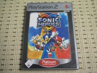 Sonic Heroes für Playstation 2 PS2 PS 2 *OVP* P