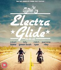 ELECTRA GLIDE IN BLUE Robert Blake Billy Green Bush BLURAY in Inglese NEW .cp