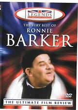 dvd the very best of RONNIE BARKER the ultimate film review