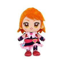 BANDAI HUGtto! PreCure Cure Friends Plush Doll Cure Black Stuffed Toy Japan