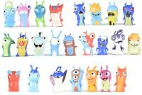 24 pack cute monster figure new figures blue frankie stein collectible mini 3