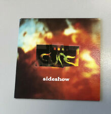 THE CURE sideshow RARE DELETED HTF OOP LIVE cardboard CD Made in Australia 1993