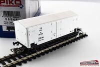 PIKO 58944 - H0 1:87 - Carro merci FS frigo modello Hg 300 998 Ep. III
