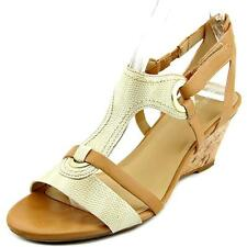 Naturalizer Wedge Synthetic Sandals & Flip Flops for Women