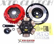 XTD STAGE 3 CLUTCH & 9LBS FLYWHEEL KIT 1990-1991 INTEGRA B18 B18A1 S1 Y1 CABLE