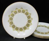 Royal Doulton POLONAISE 4 Salad Plates H5017 GREAT CONDITION