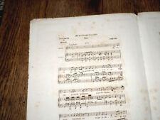 Du destin qui t'accable air du Jugement de Midas de Grétry piano chant 1870