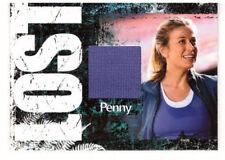 LOST TV Series Premium Relics Costume Trading Card CC15 Sonya Walger #085/350