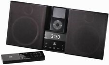 Logitech S-0217A AudioStation 30-Pin iPod/iPhone Bluetooth System w/Remote