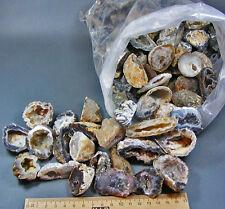 2,5 kg Achatgeoden-Nussgeoden-Glücksgeoden+++Mineralien (GP: 23,00 € pro KG)