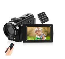 Camcorder Video Camera Full HD 1080P 30FPS 16X Digital Zoom Digital Camera...