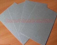 2x Mica Heat Resistant Insulation Insulator Flexible Sheet Foil 300*200*0.15mm