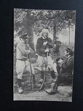 Cpm Reproduction Card d'Autrefois The Faction The strength in Brittany against