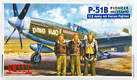 Sweet Aviation 16 P-51B Pioneer Mustang US Army Air Force Fighter 1/144 Scale