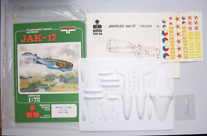 Vacuform JAK-17 Kit Modellismo 1:72