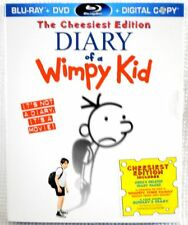 The Diary Of A Wimpy Kid The Cheesiest Edition Blu-Ray Movie