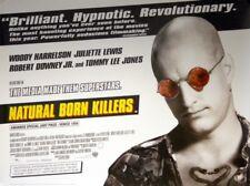 Natural Born Killers 35mm Film Cell strip very Rare var_q
