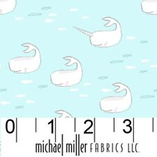 Sarahjane Racer Stripes Pastel Michael Miller Fabric FQ or More 100 Cotton