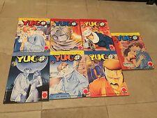 Yugo. Serie completa 1-7 (Planet Manga) buone condizioni