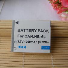 NB-6L Battery for Canon PowerShot SX530 HS SX540 HS SX600 HS SX610 HS SX700 HS