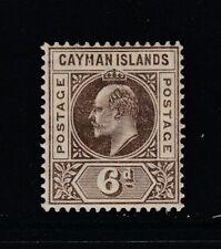 Cayman Islands, Sc 11 (SG 11), MLH
