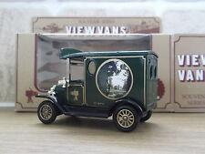 Lledo Stevelyn View Van, Model T Ford Van, Sudeley Castle, Winchcombe - Green