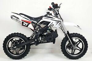 50cc, Mini Dirt Bike, Off road, Pit Bike, Scrambler, 2 STROKE, Moto, Ex-Display