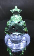 Swarovski Crystal ~ Felix The Christmas Tree ~ Miniature Figurine 665024