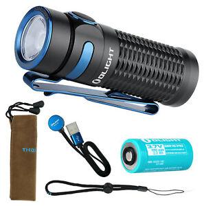 Olight Baton 3 1200 Lumen Rechargeable EDC LED Flashlight