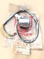 NOS HONDA CB175K3-K4 CB250 350 CB450K1-K2 CL175K4 CL350 RH Starter Switch JP
