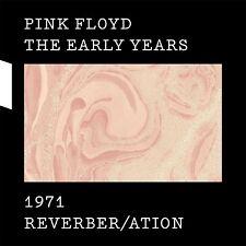 PINK FLOYD New 2018 REVERBERATION 1971 DVD, BLU RAY & CD BOXSET