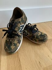 New Balance KZ501JBY Youth's Size 4 CAMO camouflage CANVAS Limited Edition