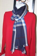 #24 Burbery Extra Fine Merino Wool & Cashmere Scarf     200X45cm   $425