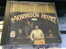 THE DOORS - MORRISON HOTEL ORANGE TARGET WEST GERMANY IMPORT CD