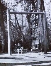 Kid's Play Area, Magic Lantern Glass Slide (Willamette National Forest, Oregon)