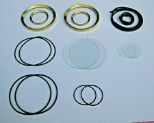 Instrument Bezel and Glass Refurbishment Kit for Smiths and British Jaeger